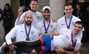 Remeros del Nalón, campeones de España