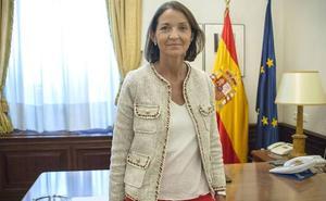 La ministra de Industria, sobre Alcoa: «El Gobierno tiene una hoja de ruta en busca de soluciones y van por buen camino»
