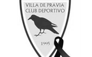 Dolor en el fútbol asturiano tras la repentina muerte de un jugador infantil del Villa de Pravia