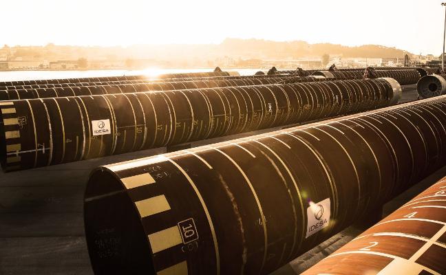 Idesa fabricará en Avilés el anclaje de una plataforma petrolífera de Shell en México