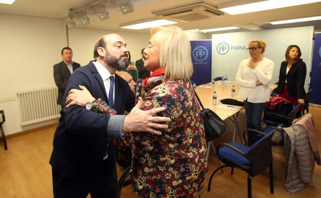 Mercedes Fernández define al tripartito como «una jaula de grillos»