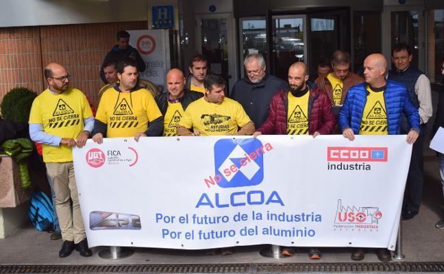 El Ministerio y los líderes autonómicos piden responsabilidades a Alcoa