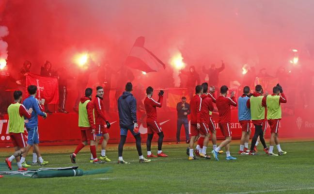 La Delegación del Gobierno archiva el expediente contra el Sporting por «apoyar» a los Ultras