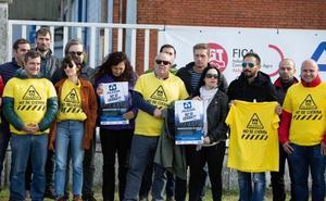 La cultura asturiana se une al grito de «Alcoa no se cierra»