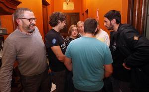 El Ayuntamiento de Oviedo encuentra una vía para ayudar a la familia de Eloy Palacio