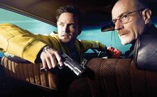 Vince Gilligan prepara una película sobre 'Breaking Bad'