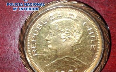 Detenido un hombre en Gijón por robar una cadena de oro valorada en 2.400 euros