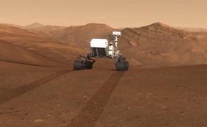 El Curiosity supera los 20 kilómetros recorridos en Marte