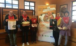 Sotrondio celebra este fin de semana las jornadas gastronómicas de los nabos