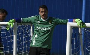 Esteban y el Real Oviedo acuerdan la resolución del contrato que los vinculaba