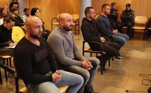 Los acusados de trata de seres humanos del clan Sandulache proclaman su inocencia