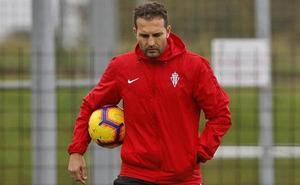 Rubén Baraja, listo para el reto