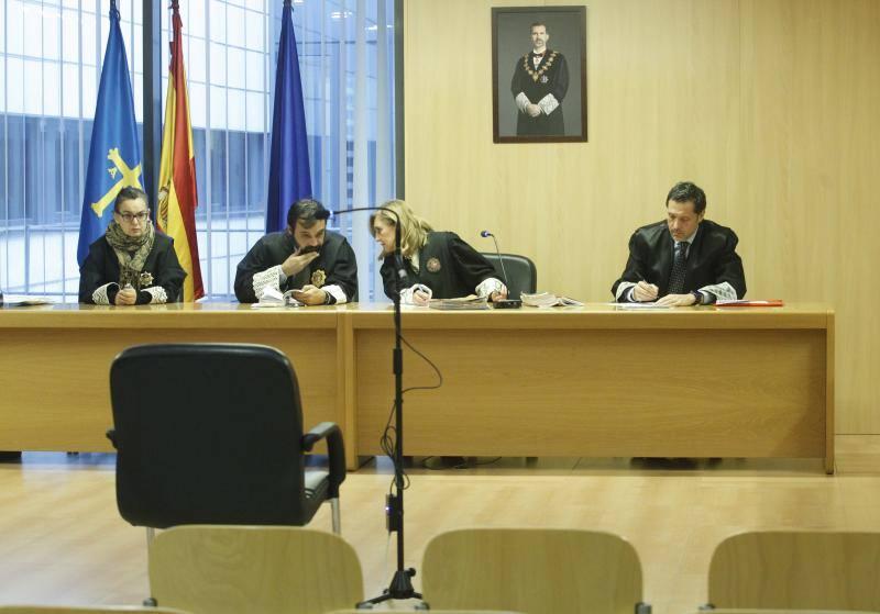 Orden de búsqueda y prisión para el acusado de robar en una confitería de Gijón