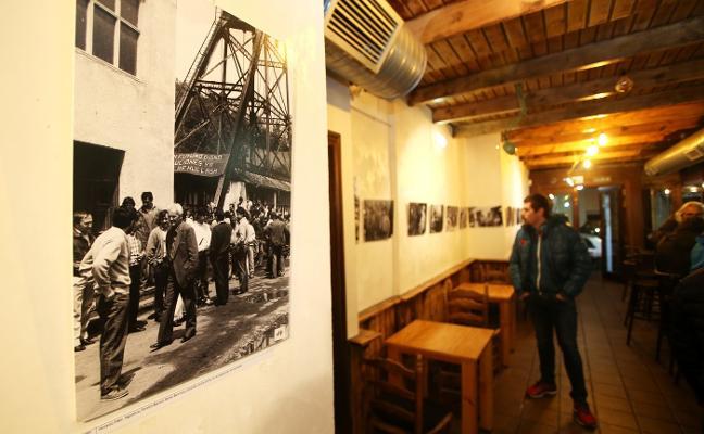 Exposición sobre la minería de Teverga