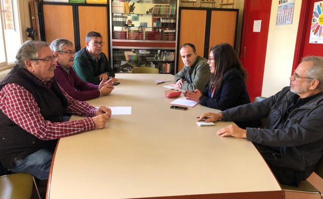 El PSOE pregunta por la gasolinera
