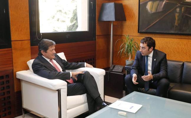 El Principado intentará adelantar el inicio de las obras en el colegio de Lugo