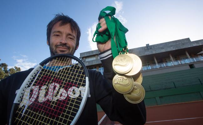 Roberto Menéndez acrecienta su leyenda