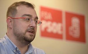 Adrián Barbón pide una reflexión a «quienes inyectan odio» en el debate político