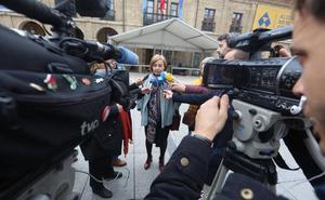 Monteserín: «La reunión en Madrid y la movilización en Avilés es la forma de hacer frente a la decisión de cerrar Alcoa»