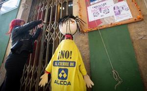 Los trabajadores de Alcoa llaman a participar en una movilización «histórica» para Asturias