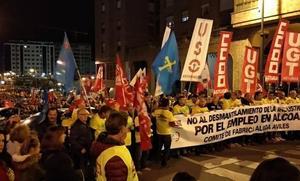 Partidos y sindicatos defienden de forma unánime «el tejido industrial asturiano»