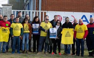 La cultura asturiana se une a los trabajadores de Alcoa para exigir el mantenimiento de la factoría de Avilés