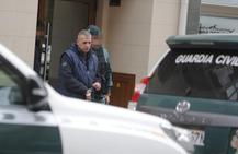 Operación antidroga de la Guardia Civil en Mieres