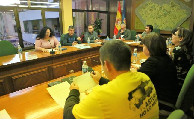 El Pleno de Llanera exige a Educación que aporte una solución al colegio de Lugo