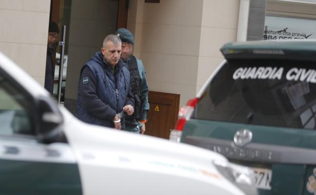 La Guardia Civil desarticula una banda de narcos en Mieres