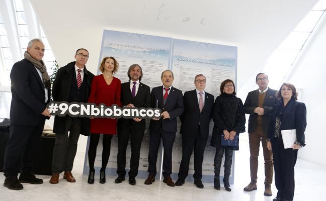 «El Biobanco necesita 150.000 euros al año para asegurar su supervivencia»