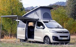Citroën Space Tourer Camper, nómadas de lujo