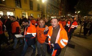 El comité de La Coruña pide corear el «Alcoa no se cierra» en el minuto 5 del Depor-Oviedo