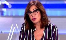Ana Rosa Quintana explota contra un reportero de su programa