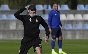 Anquela recluta a Carlos Martínez y Alanís para enfrentarse al Deportivo