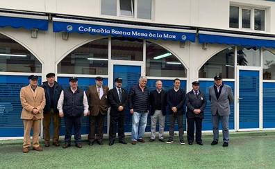 La Buena Mesa premia los guisos marineros de Terente, Paniego y Martín