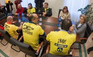 Delia Losa aplaude la unidad institucional contra el cierre de Alcoa