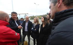 «Ahora lo que toca es levantar el ERE en Alcoa, no hablar de la tarifa eléctrica»