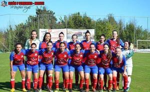 El Gijón FF busca repetir triunfo ante el Sárdoma