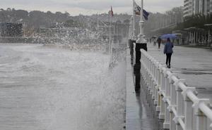 Nuevos frentes traerán vientos de hasta cien kilómetros por hora en Asturias