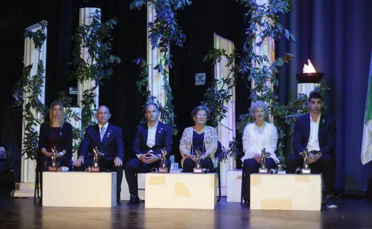 Entrega de los Premios Delfos 2018