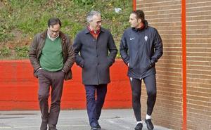 Baraja: «No siento que mi futuro pase por ganar al Málaga»