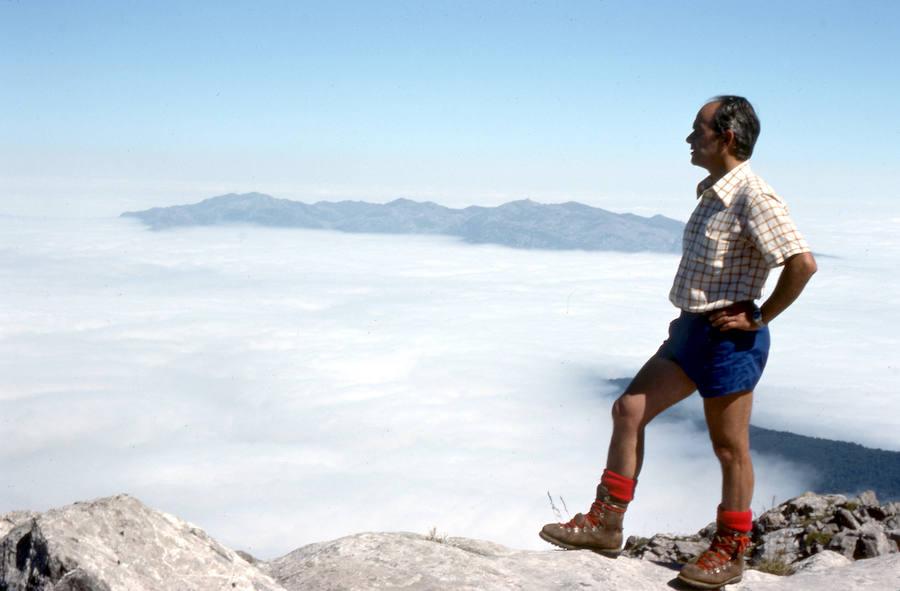 Imágenes históricas de la montaña asturiana