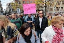 Asturias se moviliza contra la sentencia de las hipotecas