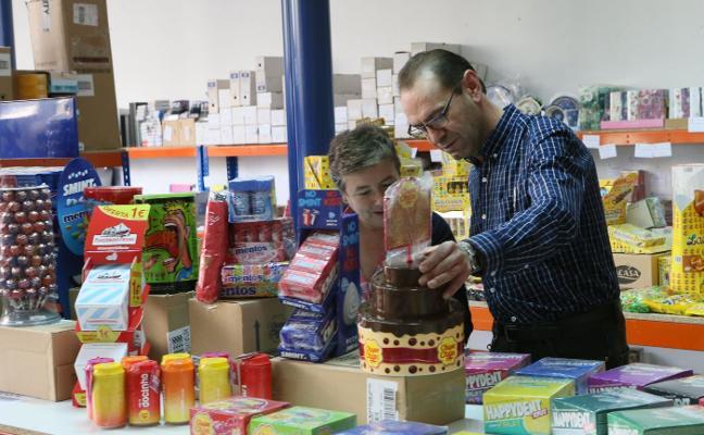 «Los fabricantes apuestan por chucherías más saludables»