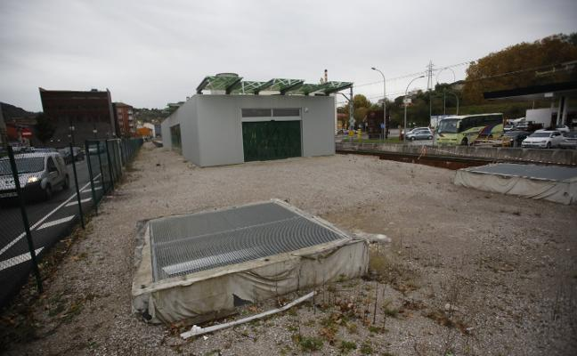 Adif se hará cargo del mantenimiento de la losa ferroviaria de La Felguera