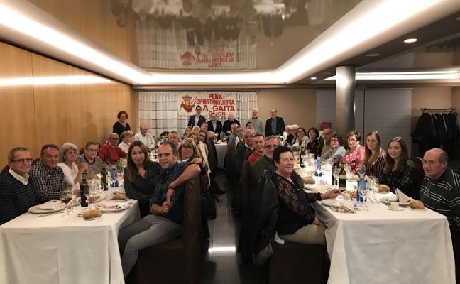 La peña La Gaita celebra su 34 aniversario