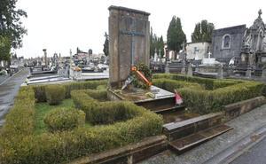 Los Defensores de Oviedo ofrecen su panteón para enterrar a Franco