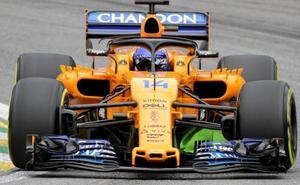Fernando Alonso: «Nos ha faltado un poco de velocidad para estar más arriba»