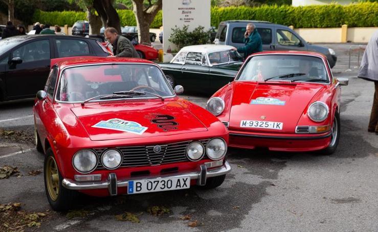 El XII Rallye Pre-68 Murua recorre Asturias