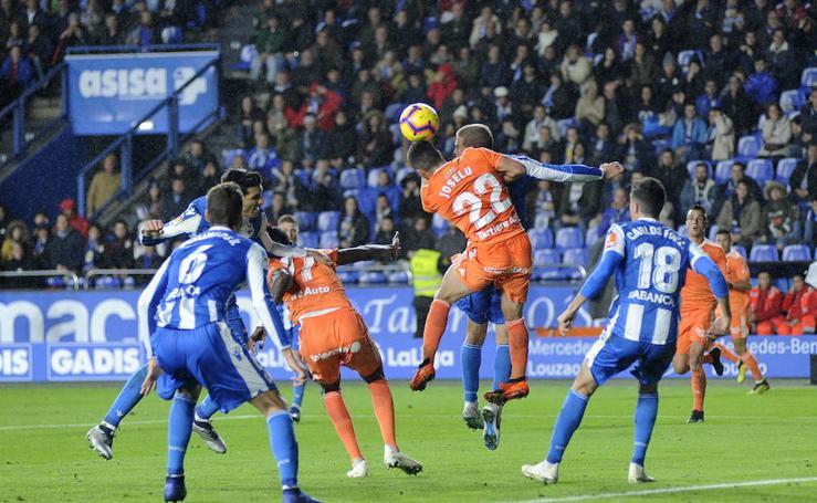 Imágenes del encuentro Deportivo de La Coruña - Real Oviedo
